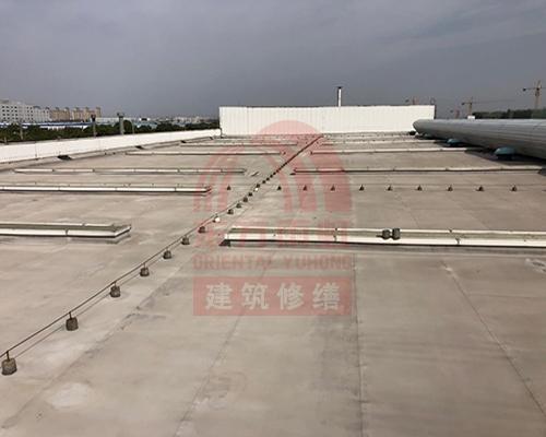柔性PVC屋面