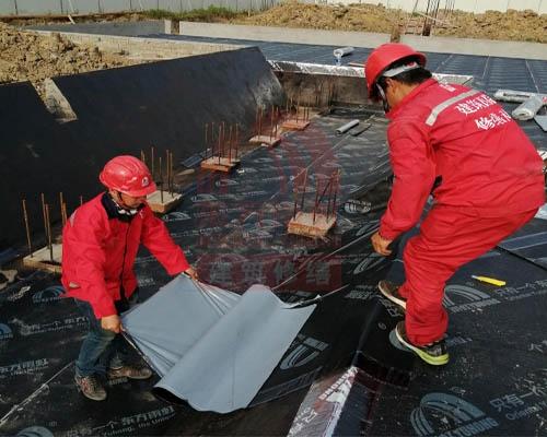 地上水池防水施工