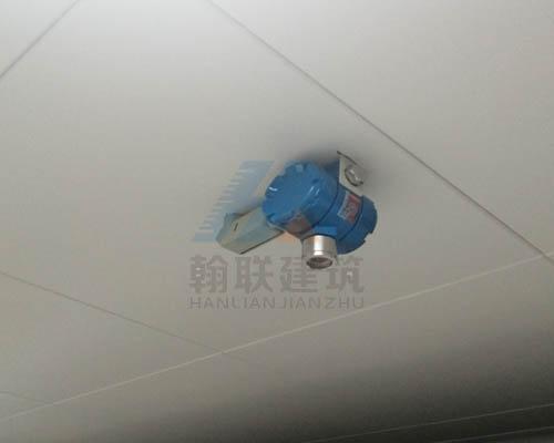 厂房厨房可燃气体报警器