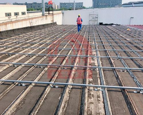 上海某工厂 维修改造