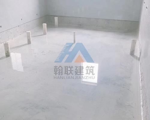 卫生间JS闭水试验