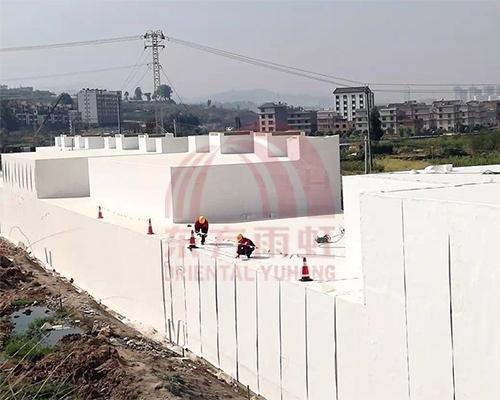 云南玉溪红龙路管廊项目
